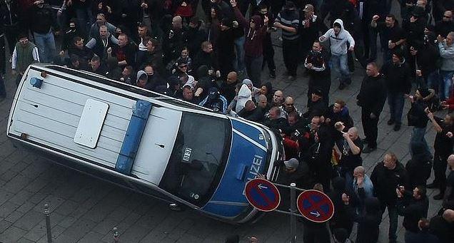 Antimusulmanes amenazan con tomar las calles de Alemania