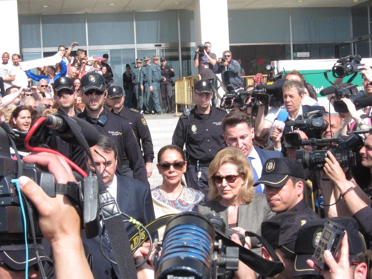 La Audiencia dice a Pantoja que cumpla los dos años de prisión por blanqueo
