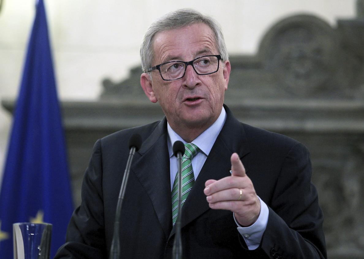 La CE de Juncker inició su primer día trabajo con numerosos retos en el horizonte