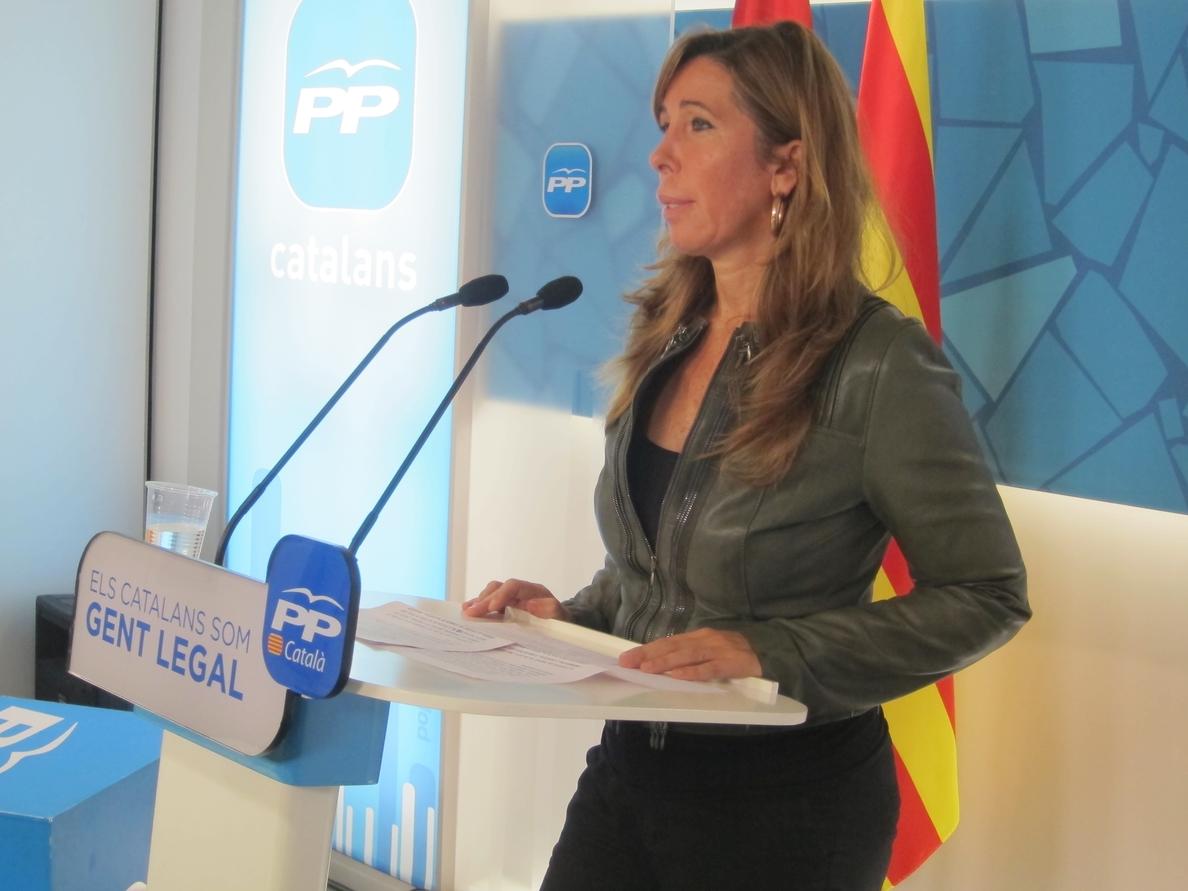 Camacho avisa a Mas de que se acaba el tiempo del «engaño de una pantomima»