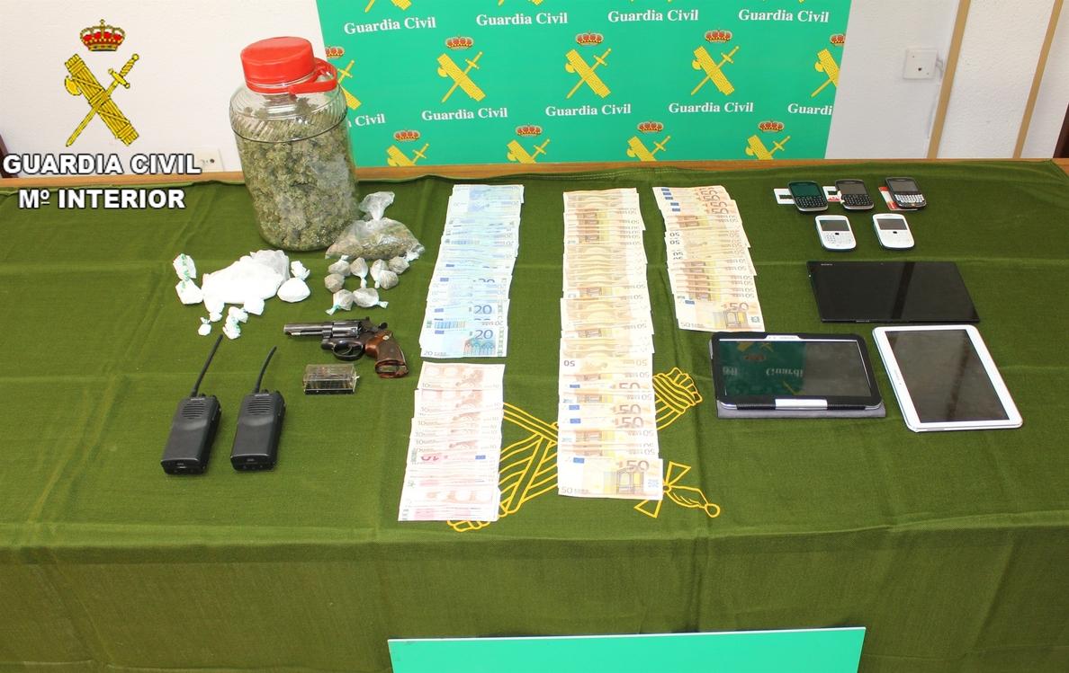 Desmantelada una organización dedicada a introducir cocaína a través del Puerto