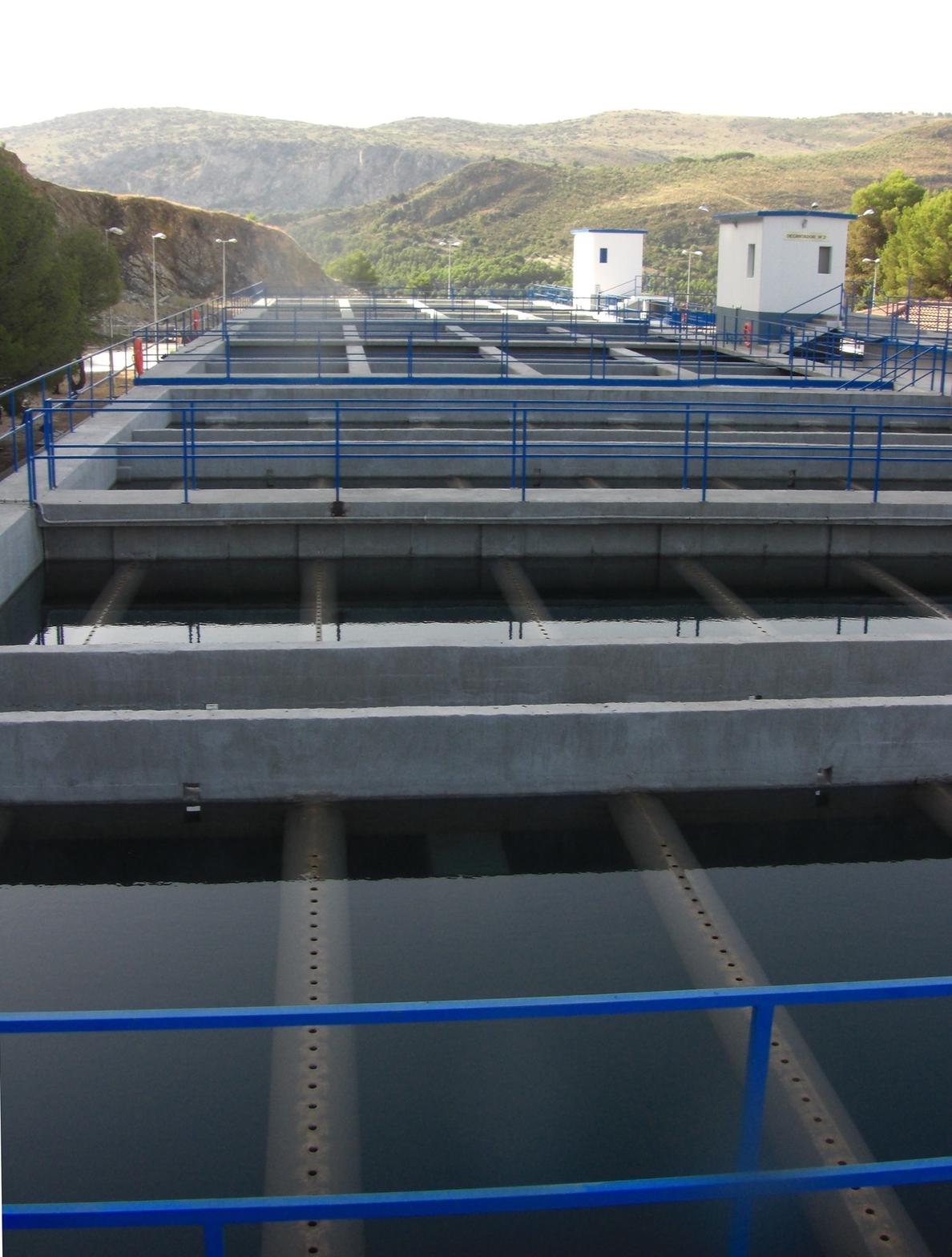 Diputación inicia obras de renovación, ampliación y modernización de las infraestructuras hidráulicas del Sur