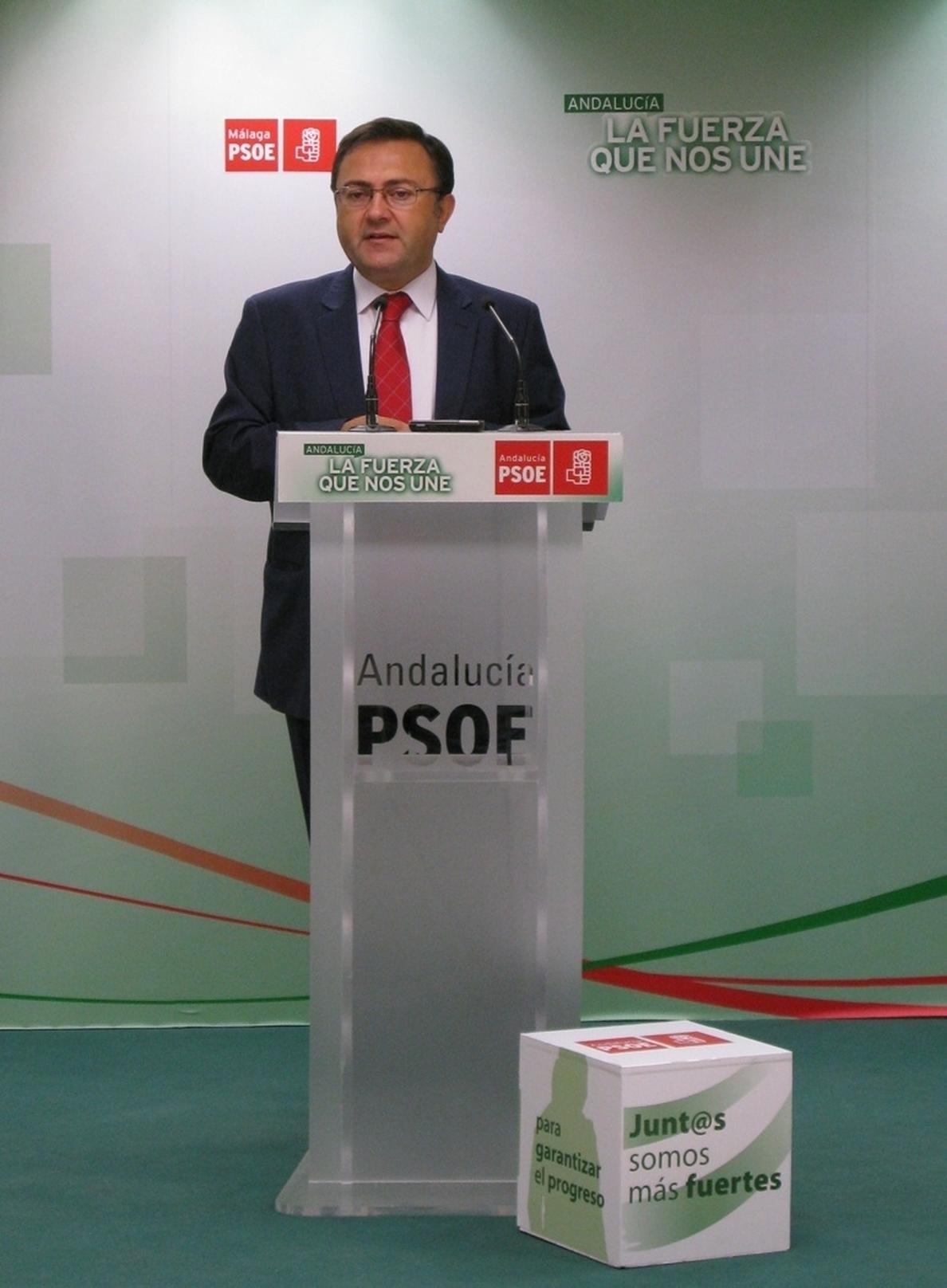 Heredia dice que el presupuesto de Junta «blinda el Estado de bienestar», frente a «la cortedad de miras» de PP