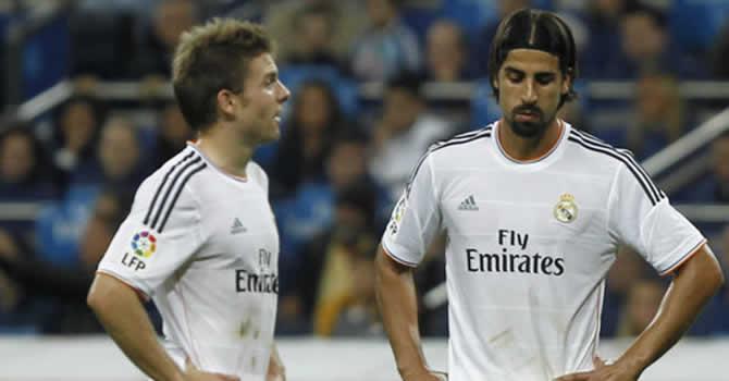 Bale entrena al mismo ritmo que sus compañeros sin Illarra y Khedira