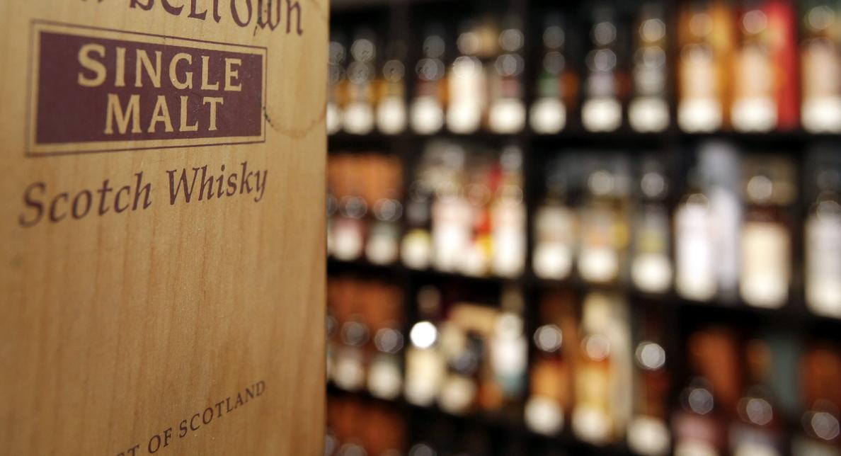 Un whisky japonés de pura malta elegido el mejor del mundo
