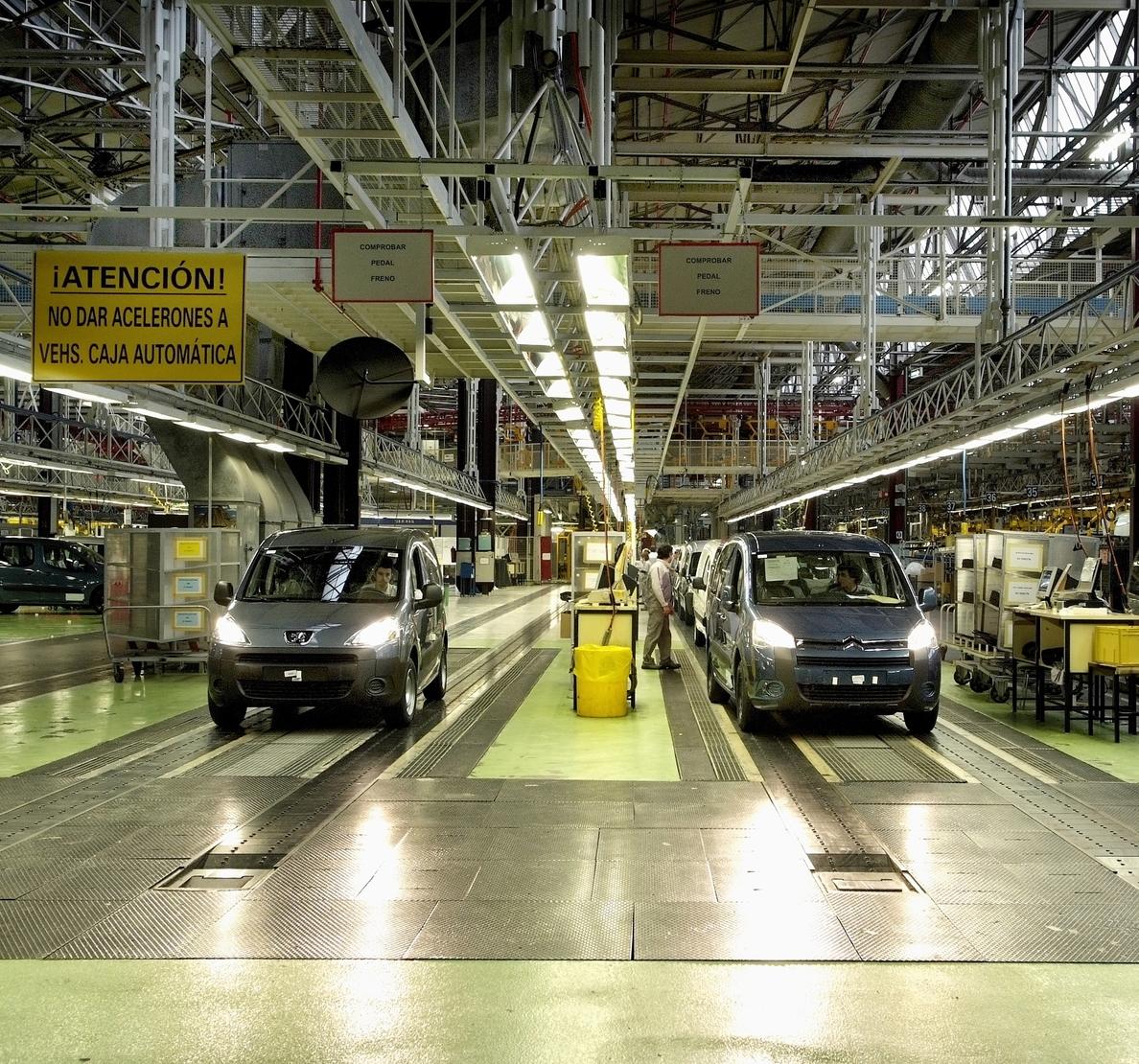 PSA Peugeot Citroën Vigo retira la propuesta de reducción del 5% salarial y del 50% de las extras