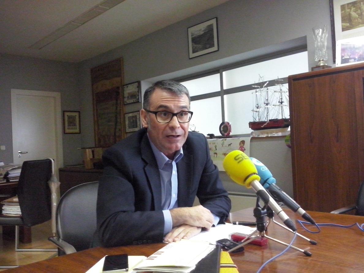 El Pleno en el que se dará cuenta de la dimisión de Fraile como alcalde de Parla se celebrará este miércoles