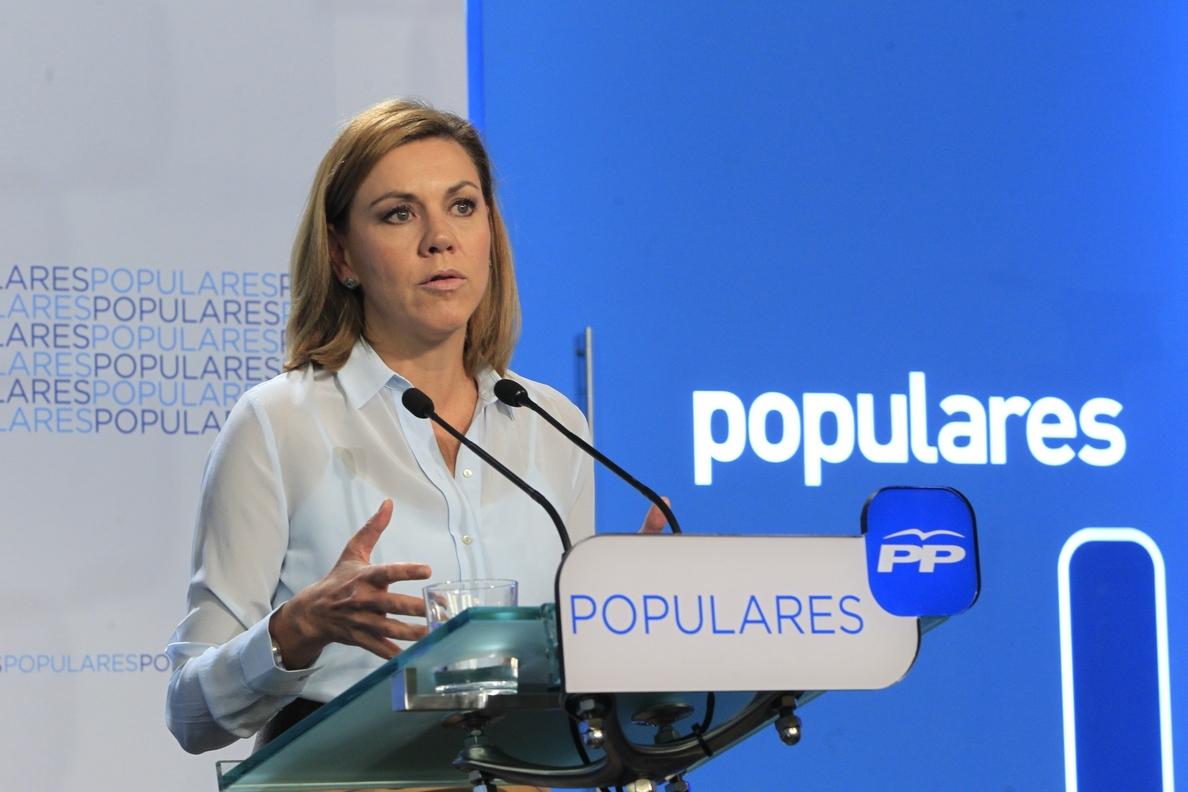 Pons sustituye a Cañete como portavoz del PP en Bruselas y seguirá como vicesecretario de Estudios del partido