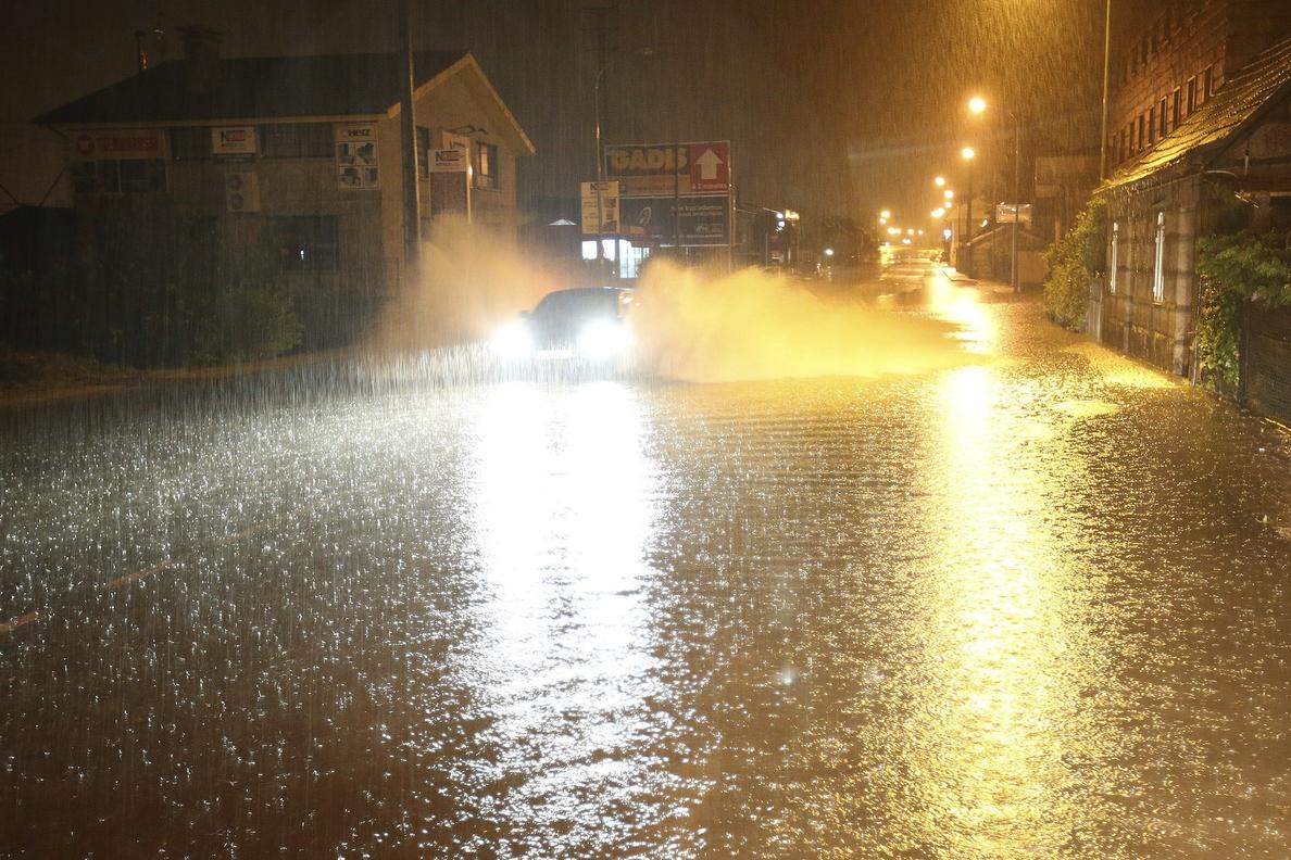 Protección Civil avisa por vientos y lluvias en la mitad norte peninsular