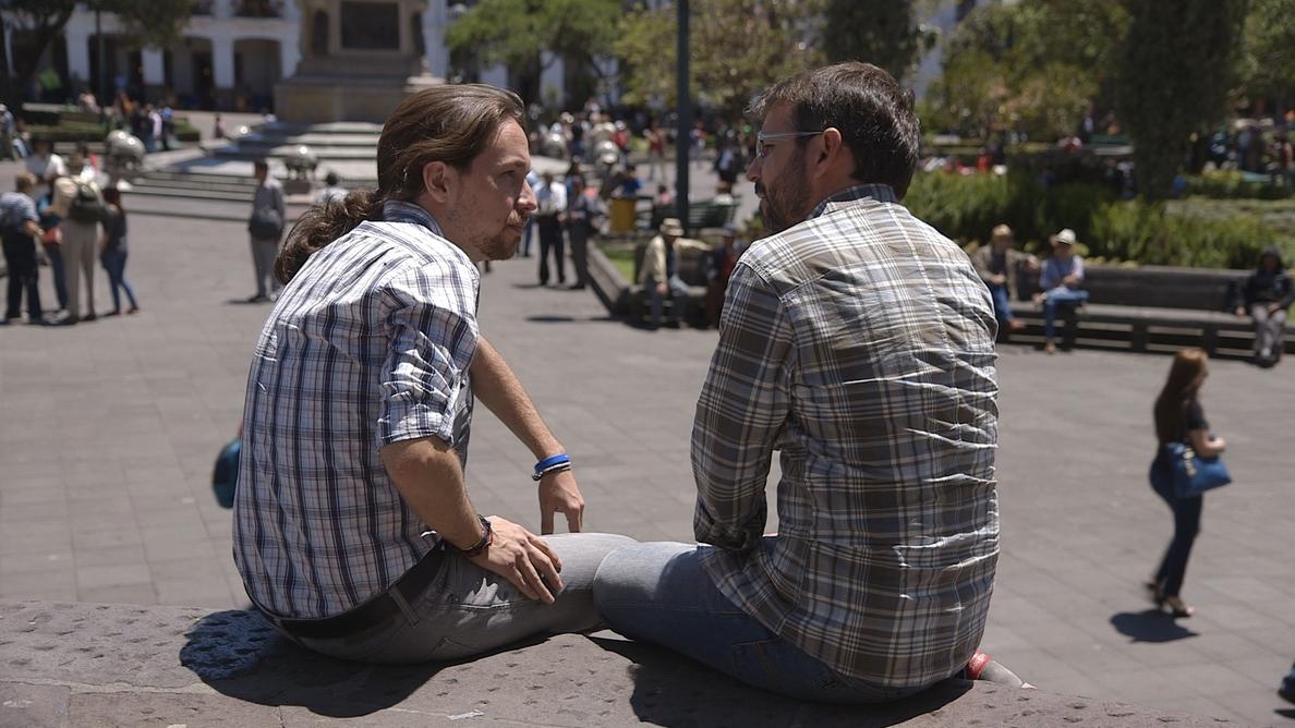 Solo España enganchó más que Pablo Iglesias a los espectadores en octubre