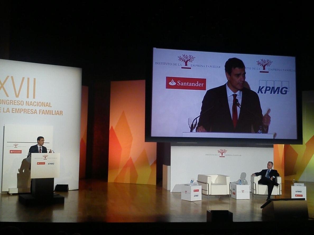 Sánchez promete otra reforma fiscal y energética y un nuevo estatuto de los trabajadores