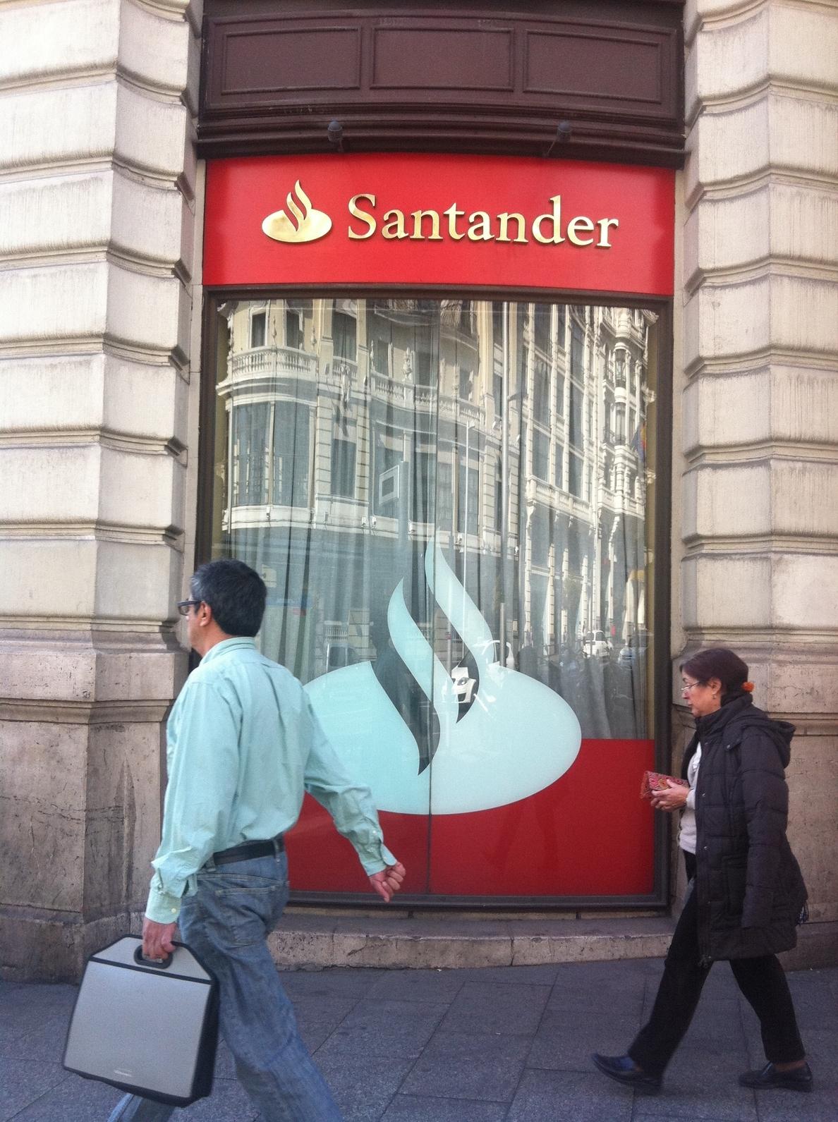 La filial de banca privada del Santander, elegida mejor banco privado en Latinoamérica por »The Banker»
