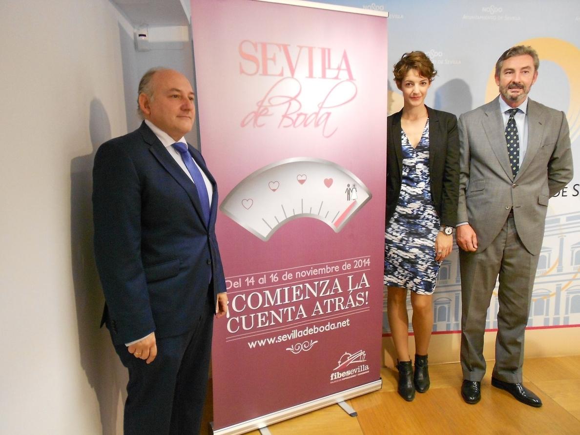 »Sevilla de Boda» abre sus puertas el 14 en Fibes con más de 100 expositores
