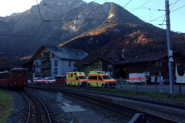 En Suiza, un tiroteo en una villa del cantón de Berna deja un saldo de tres muertos