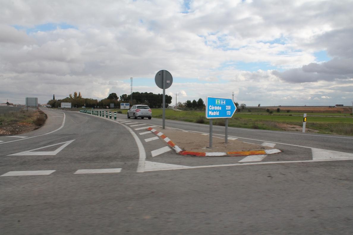 Ningún fallecido en los once accidentes registrados el fin de semana en las carreteras de Castilla-La Mancha