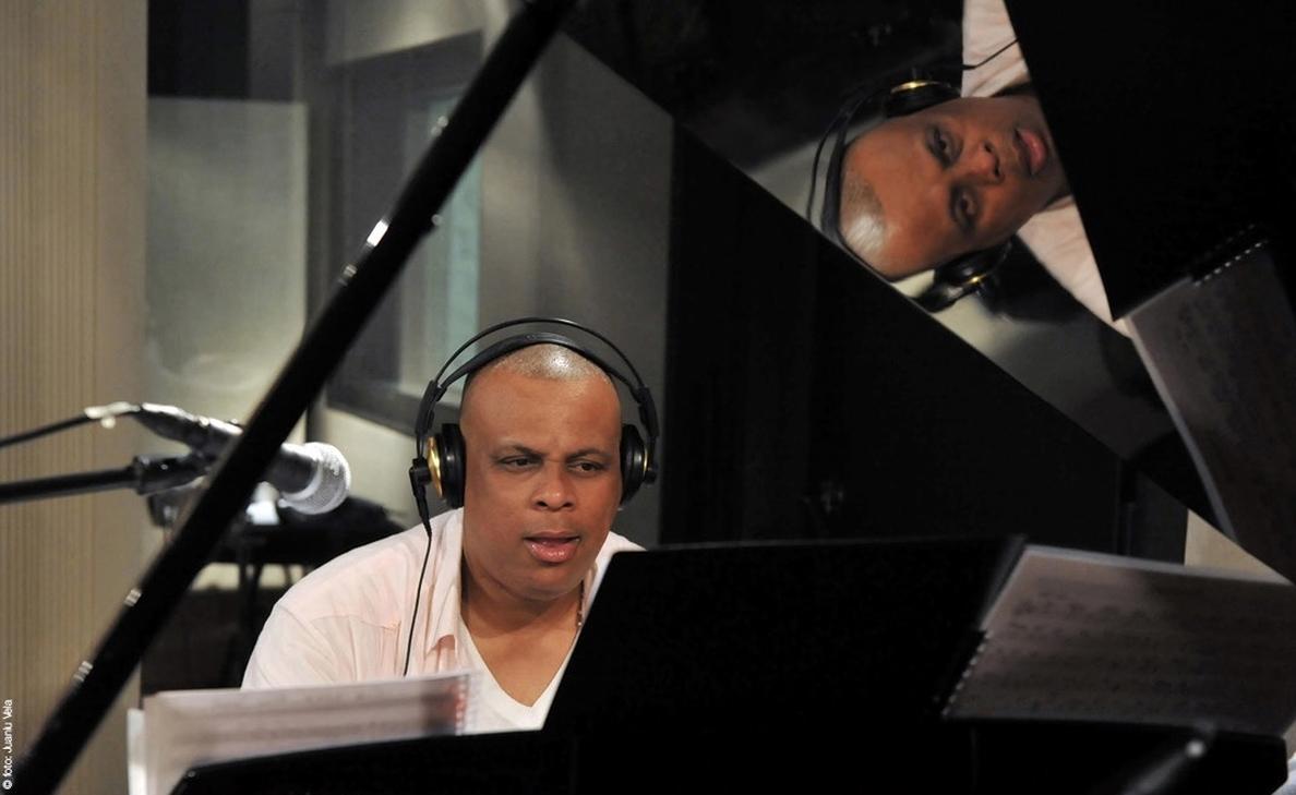 El pianista cubano Chuchito Valdés actuará este martes en la sala CAI Luzán