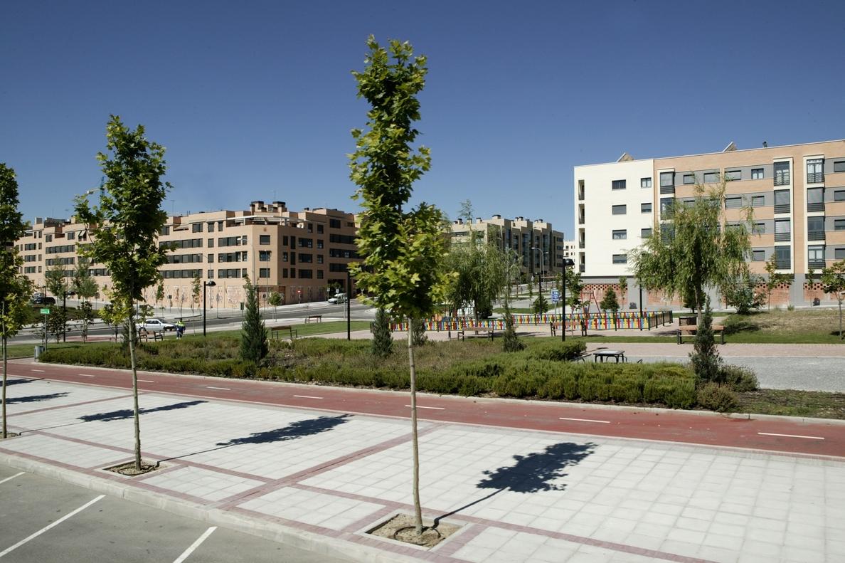 El precio de la vivienda usada cae en Aragón un 0,8% en octubre