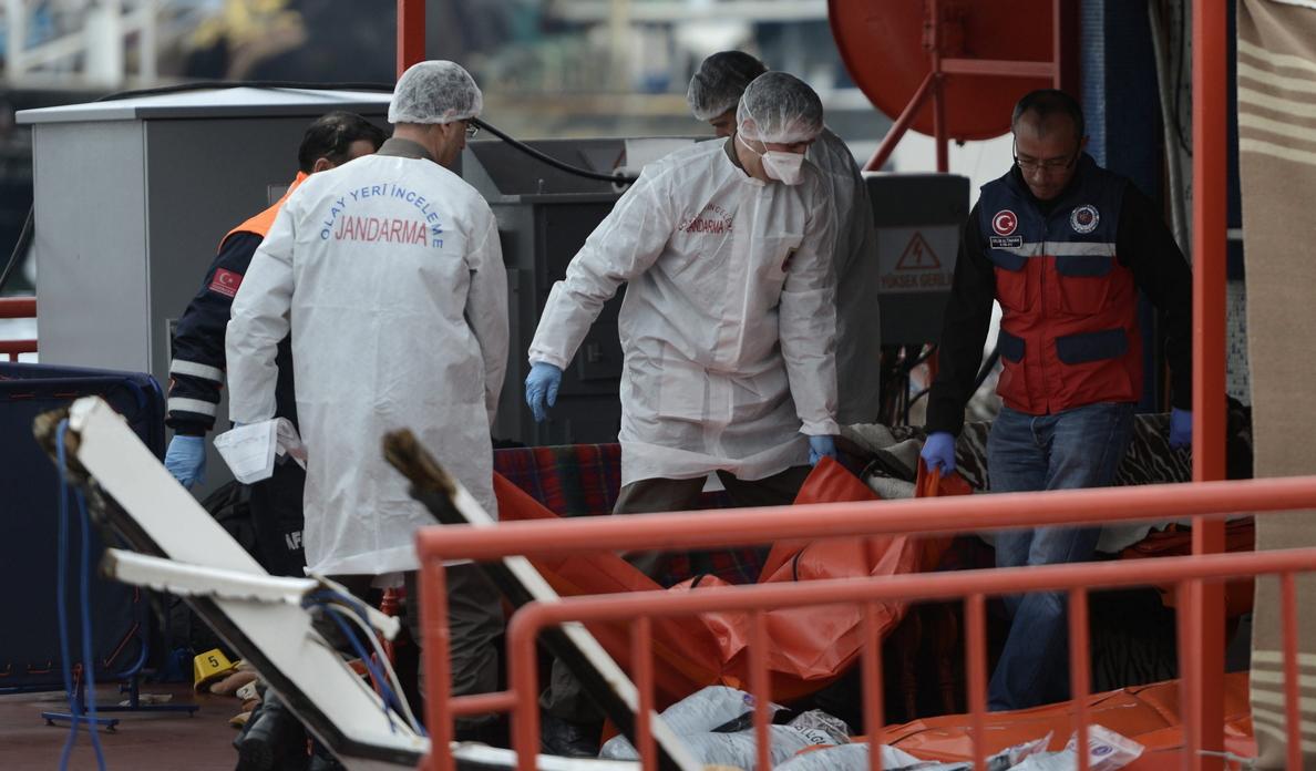 La CE lamenta la muerte de 24 inmigrantes en Turquía y urge a tomar medidas