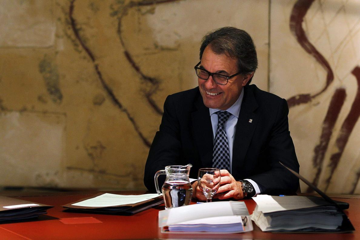 Artur Mas, protagonista del spot de la ANC para promover la participación en la consulta