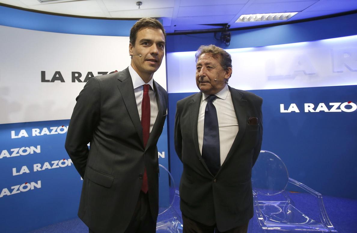 Pedro Sánchez asegura que está dispuesto a gobernar en solitario
