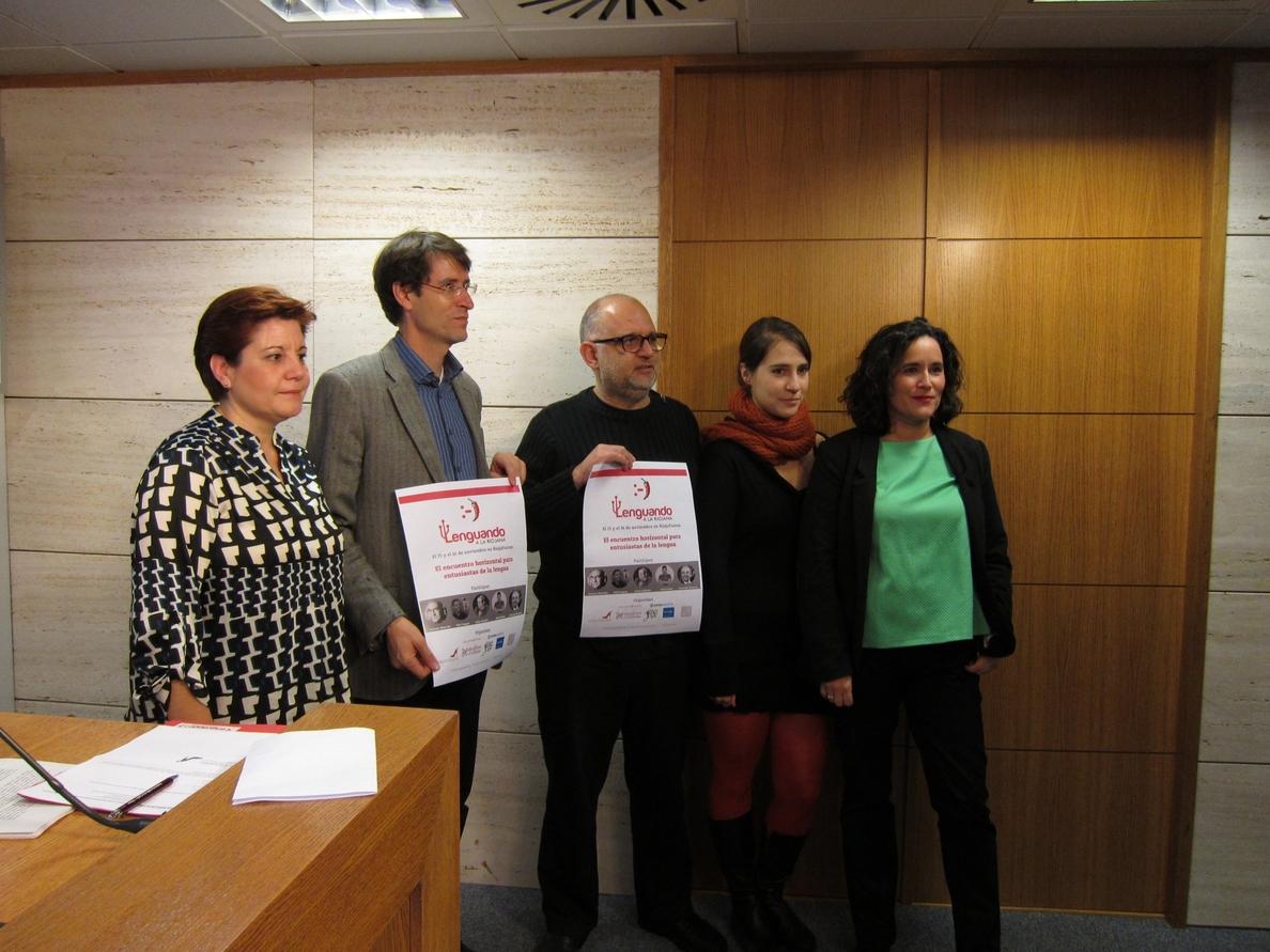 »Lenguando a la riojana» abordará de forma práctica y lúdica desafíos que plantea al español la revolución tecnológica