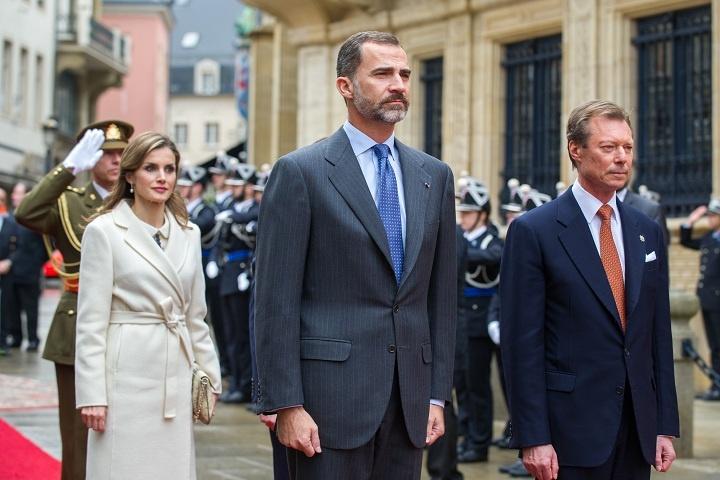 Los Reyes harán su primera visita oficial a Italia el próxima día 19
