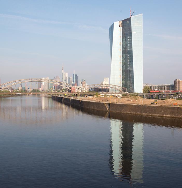 El BCE termina la mudanza a la nueva sede que ha costado un 40% más de lo presupuestado