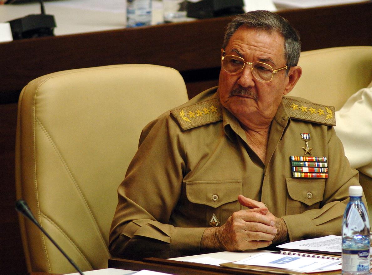 Raúl Castro reitera su apoyo a Venezuela frente a las sanciones de EE.UU.