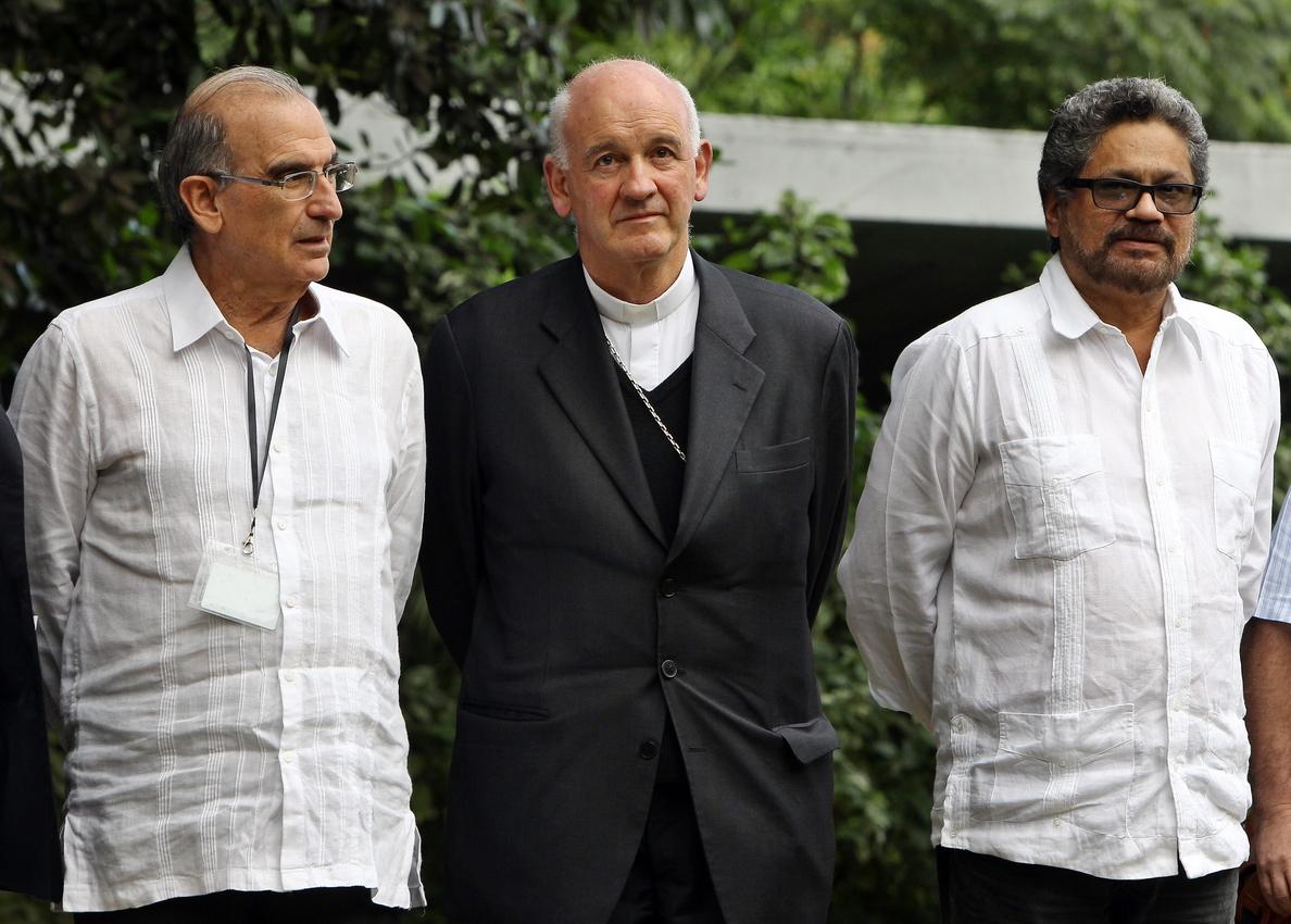Comienza el alto el fuego unilateral e indefinido de las FARC en Colombia