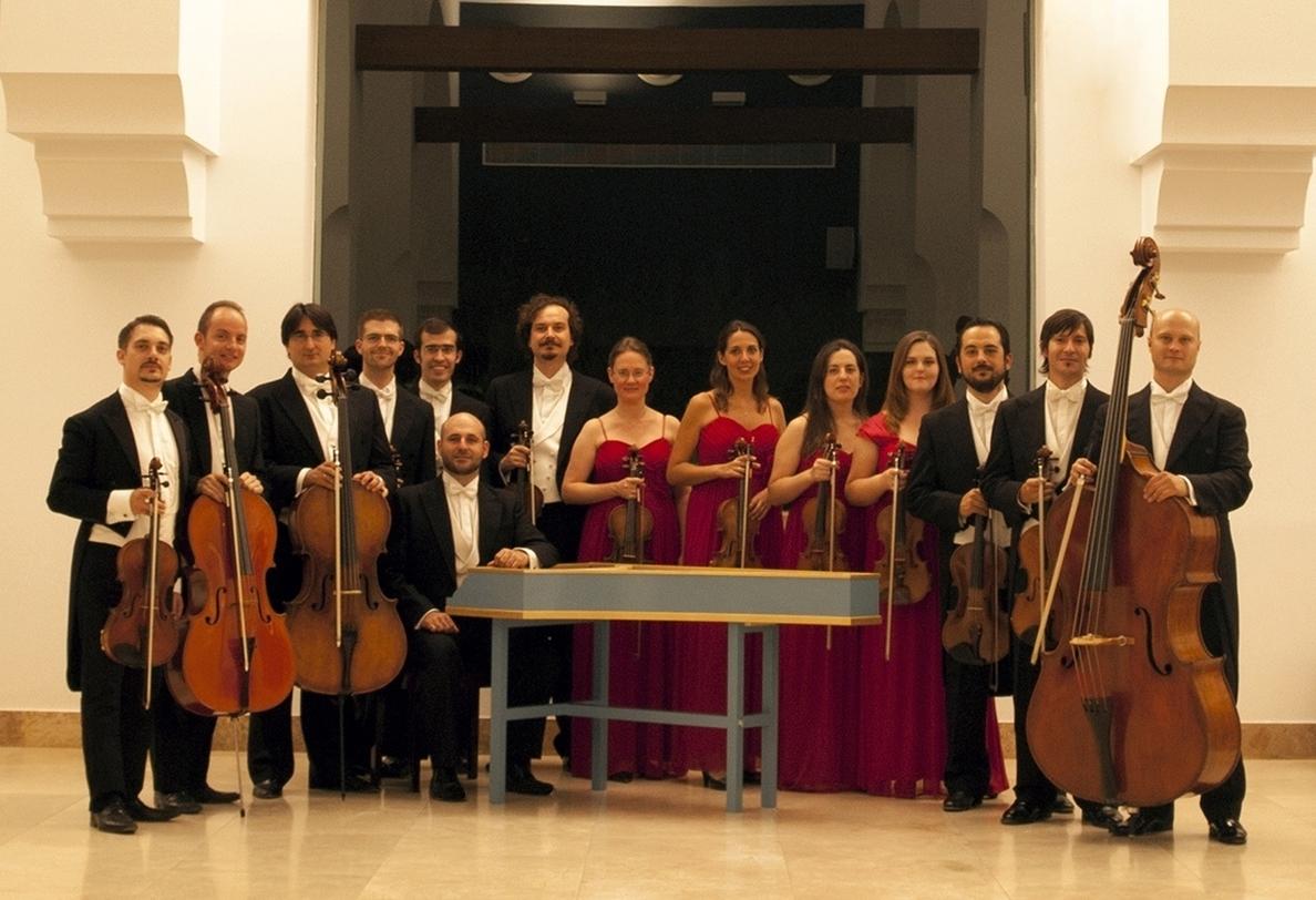 Concerto Málaga arranca con »Concierto de Navidad» su ciclo CIVE, dirigido al público malagueño