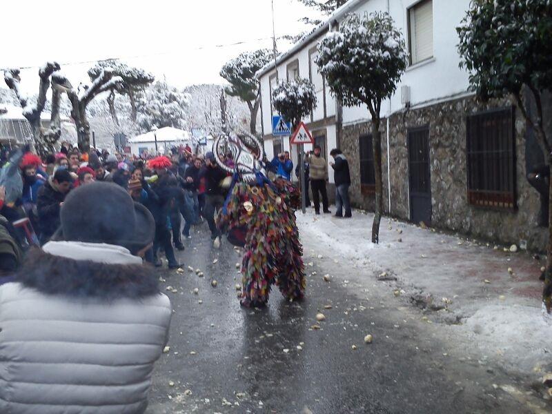 El Jarramplas se estrenará en 2015 como Fiesta de Interés Turístico Nacional tras su publicación en el BOE