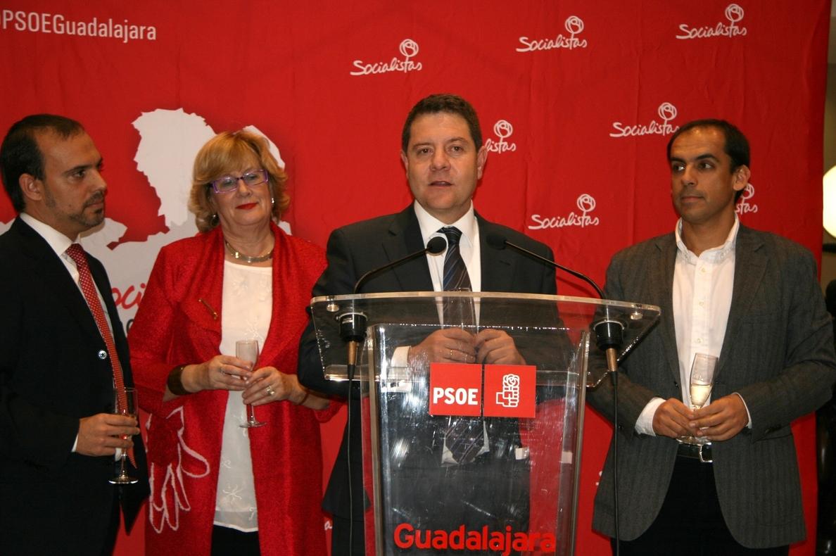 Page afirma que Cospedal «ha derribado todos los estandartes que Castilla-La Mancha tenía para defender su agua»