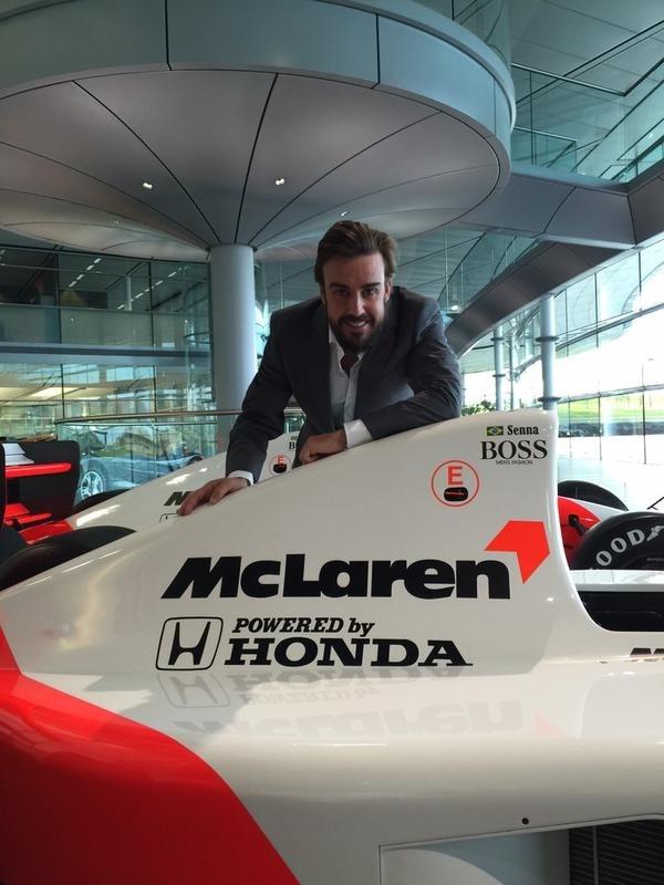 Massa alaba a Alonso: «Es el mejor de la parrilla, era el momento de cambiar»