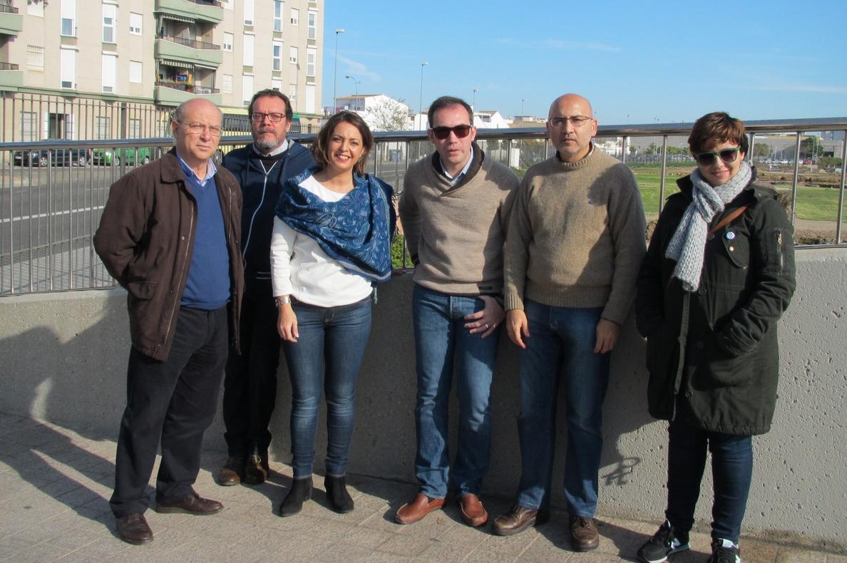 Ambrosio (PSOE) afirma que el nuevo horizonte que quiere marcase Andalucía «tiene una oportunidad en el Plan Juncker»