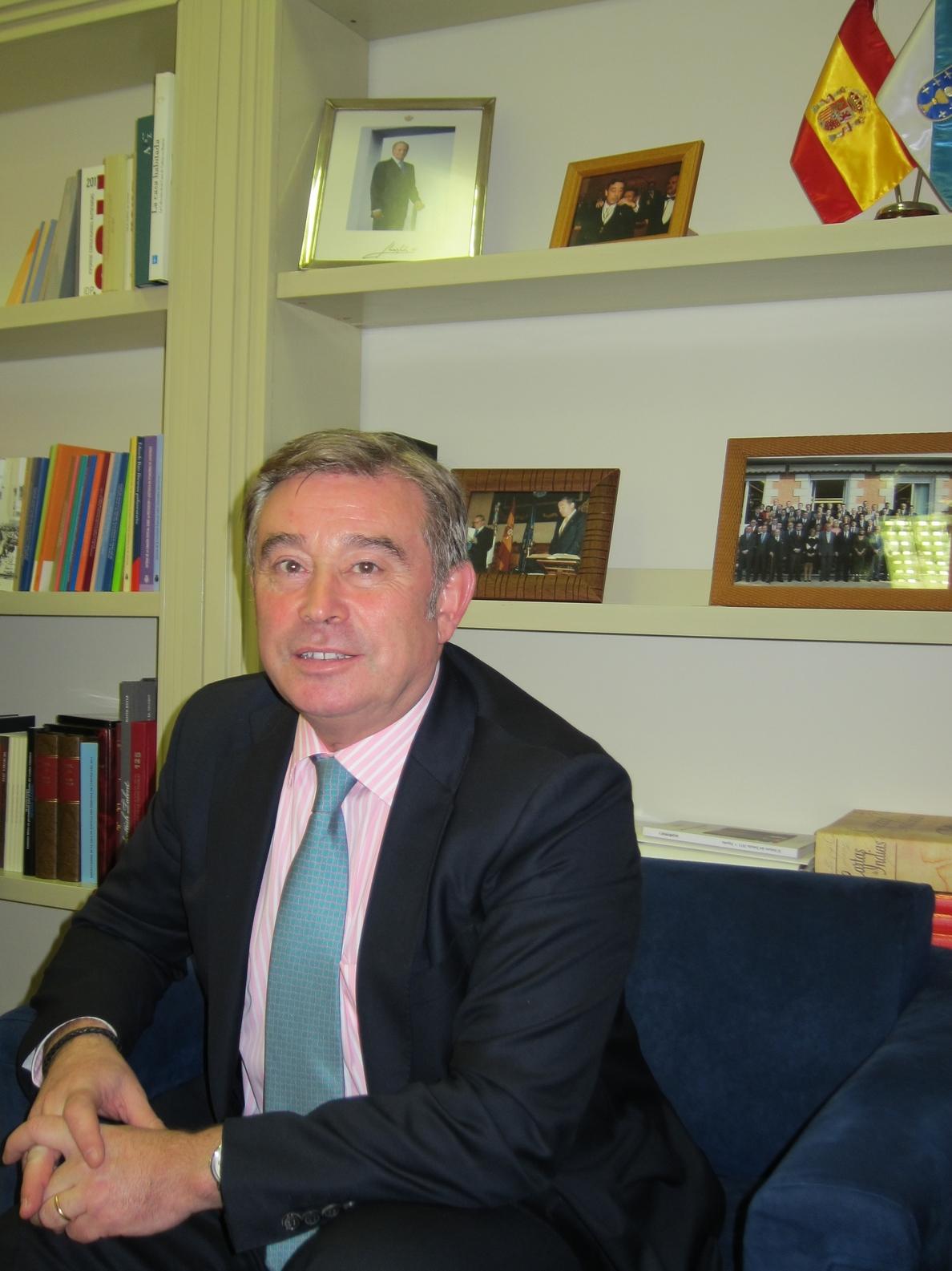 Barreiro descarta ser candidato en las próximas municipales en Galicia, pero cumplirá mandato al frente del PP de Lugo