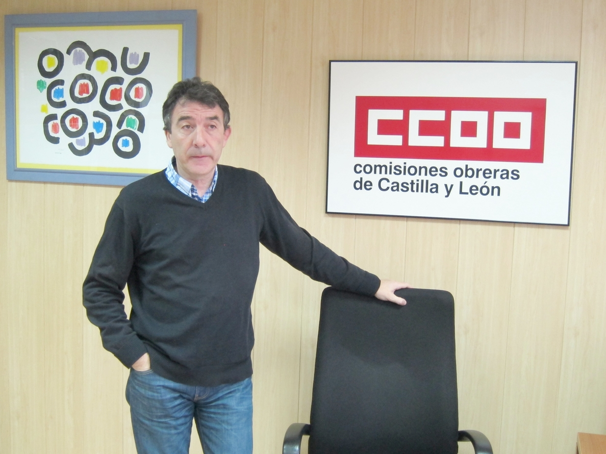Hernández (CCOO) pide evitar que prisas «electorales» por aprobar el Plan de Estímulos lleven a hacer «una chapuza»