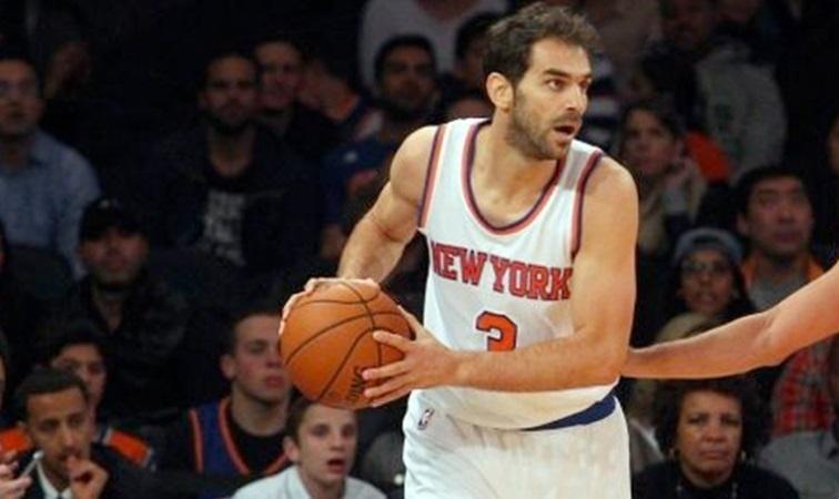 Calderón brilla, pero los Knicks vuelven a perder en el Madison