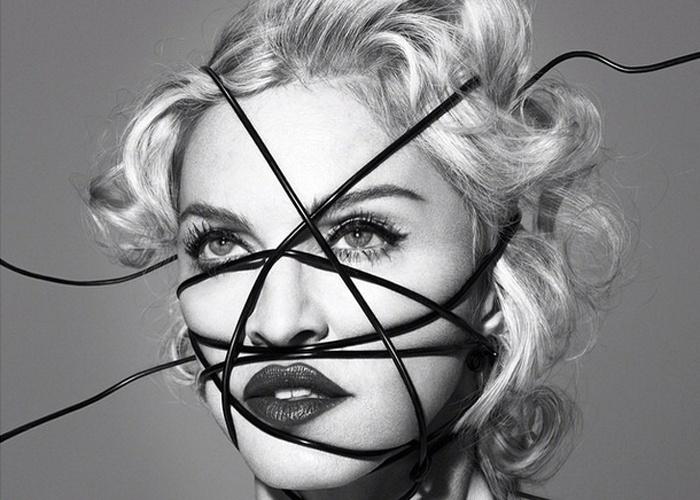 Madonna pone en preventa su nuevo CD, »Rebel Heart» y pone a la venta 6 temas en iTunes