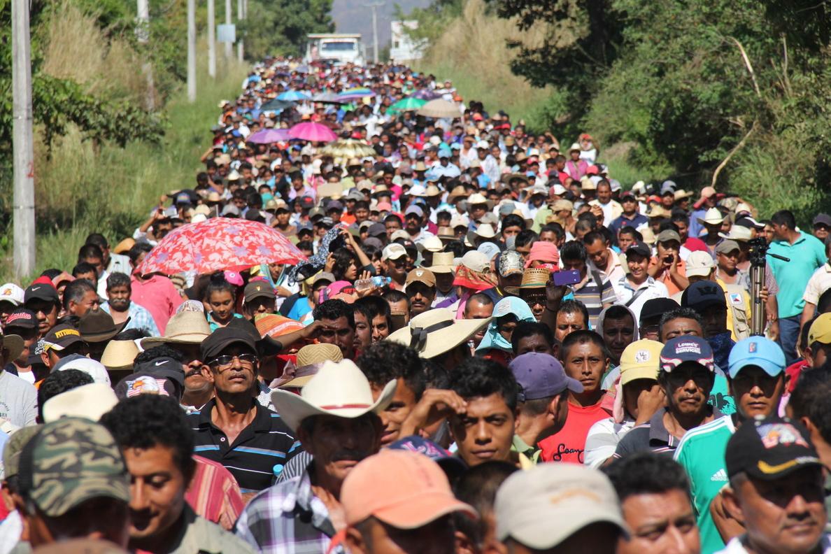 El Nuncio Apostólico oficiará una misa para los padres de los desaparecidos en México
