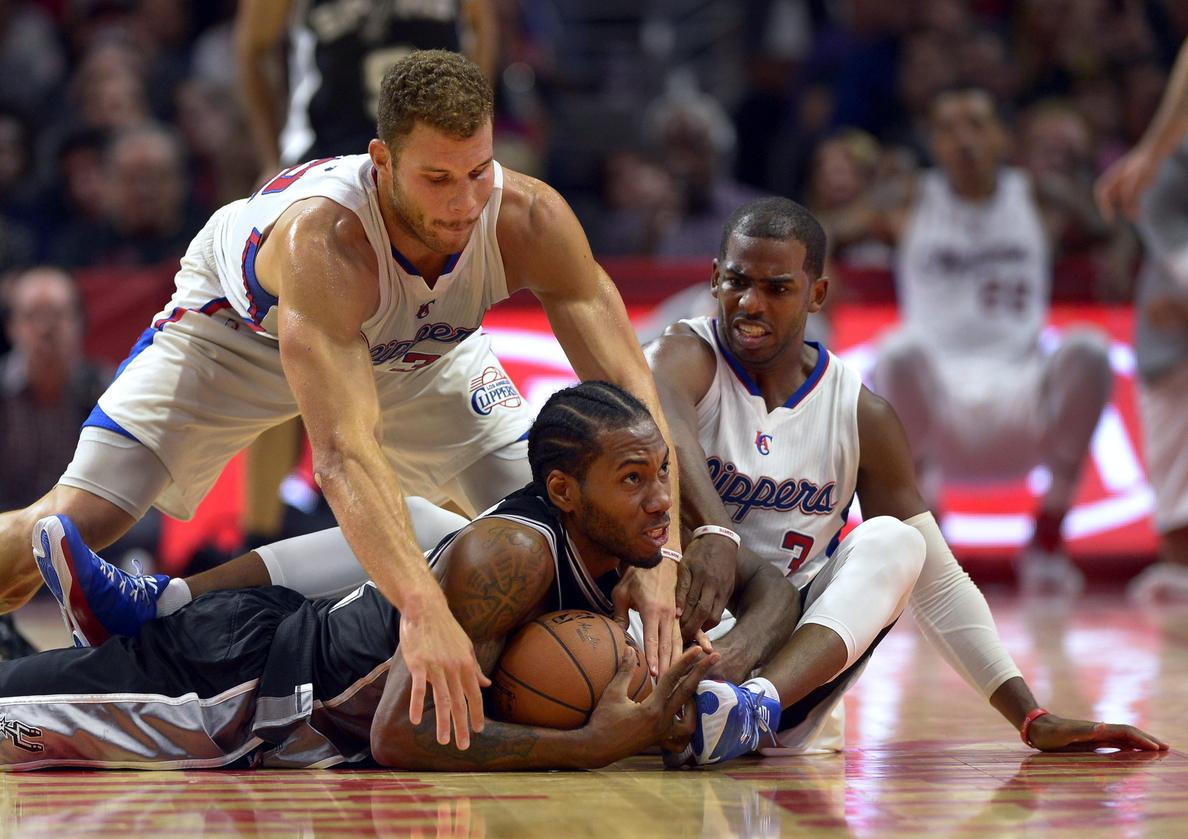106-102. Paul impidió derrotas seguidas de los Clippers
