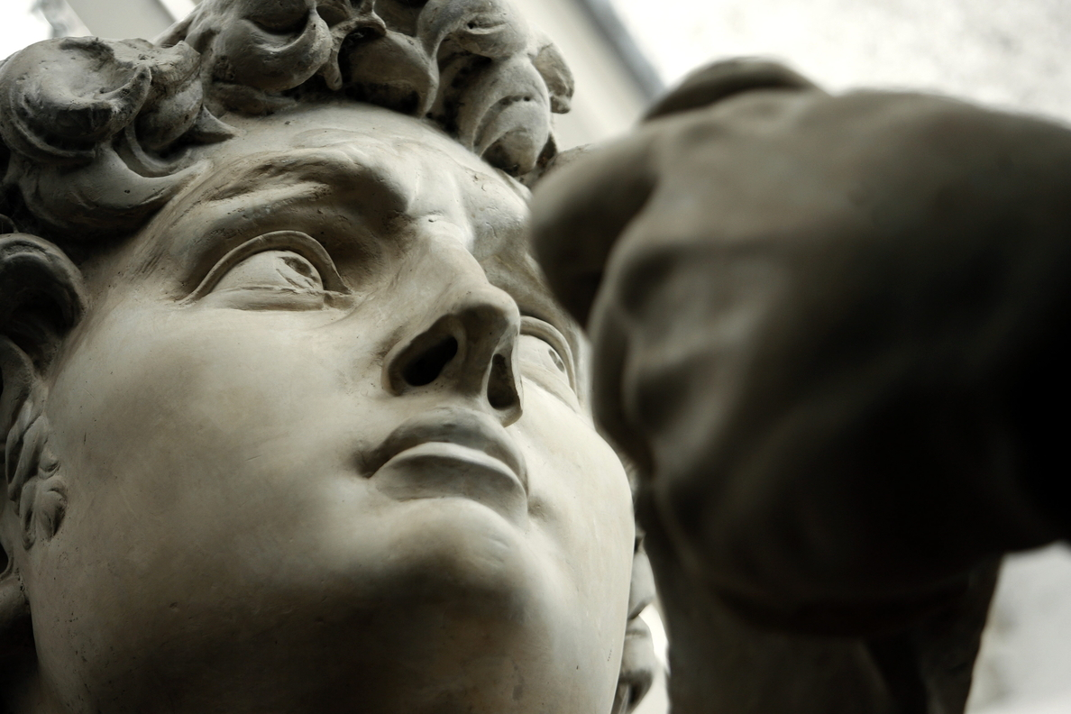 Un pedestal antisísmico protegerá el «David» de Miguel Ángel