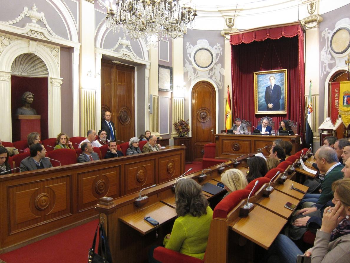 El Ayuntamiento de Badajoz pretende rehabilitar Santa Catalina con cargo a una subvención del Ministerio de Fomento
