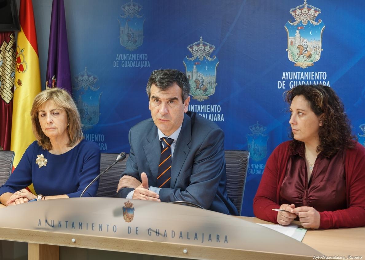 El Ayuntamiento de Guadalajara gestiona 1.655.670 euros en ayudas para atender situaciones de emergencia