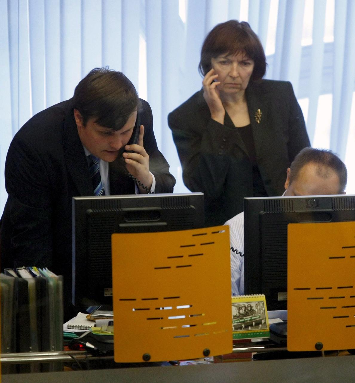 La Bolsa de Moscú abre con una subida del 1,4 por ciento