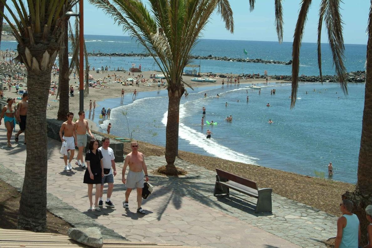 Canarias, principal destino de los viajeros no residentes en noviembre