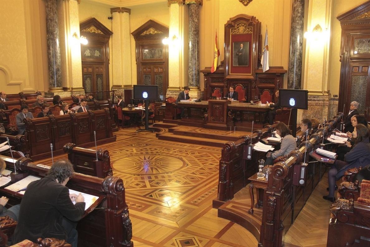 La Corporación de A Coruña pide por unanimidad a Alcoa que retire los despidos y mantenga la actividad productiva