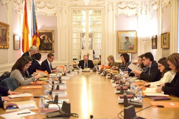 Las Corts Valencianes celebrarán seis plenos antes de las elecciones autonómicas