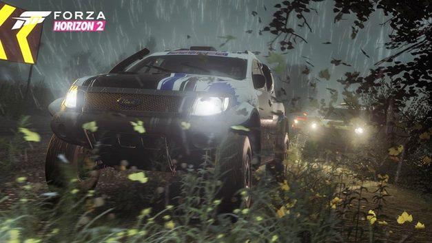 Forza Horizon 2 recibe el pack de expansión »Storm Island»