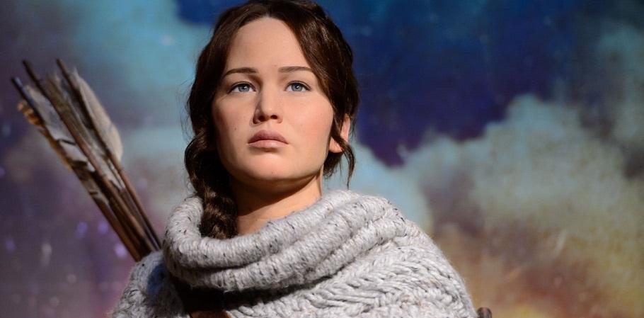 Jennifer Lawrence ya tiene su figura de cera en el Madame Tussauds de Londres
