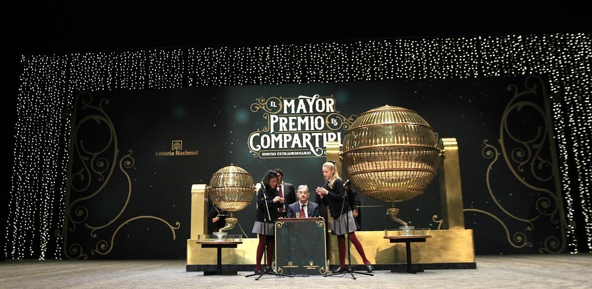 Mataró, Gelida y Viladecans reparten 2,2 millones del quinto 67.924